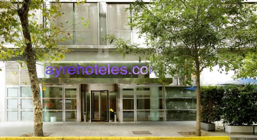 Holidays at Ayre Hotel Caspe Hotel in Eixample, Barcelona