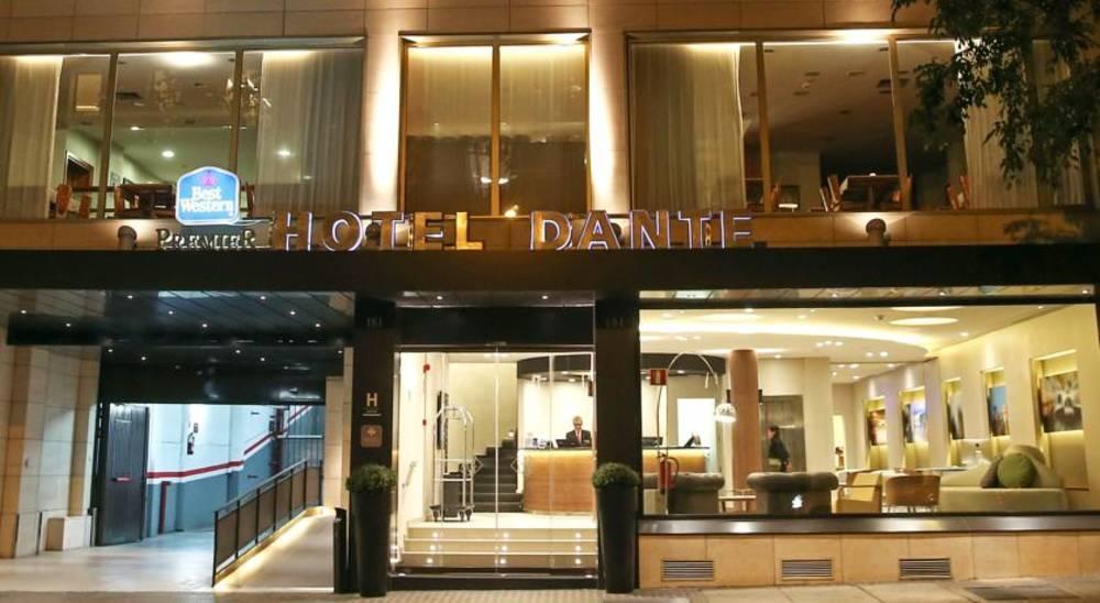 Holidays at Best Western Premier Dante Hotel in Eixample, Barcelona
