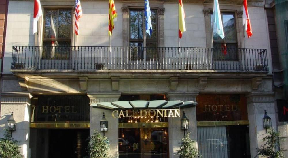 Holidays at Caledonian Hotel in Eixample, Barcelona
