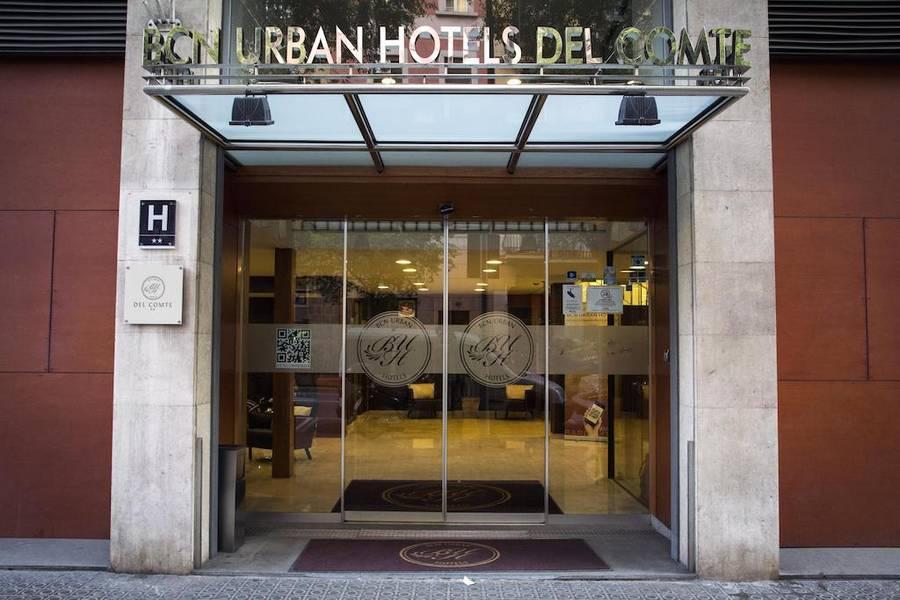 Holidays at Bcn Urban Del Comte Hotel in Eixample, Barcelona