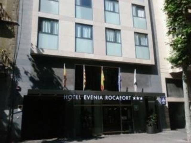 Holidays at Evenia Rocafort Hotel in Eixample, Barcelona
