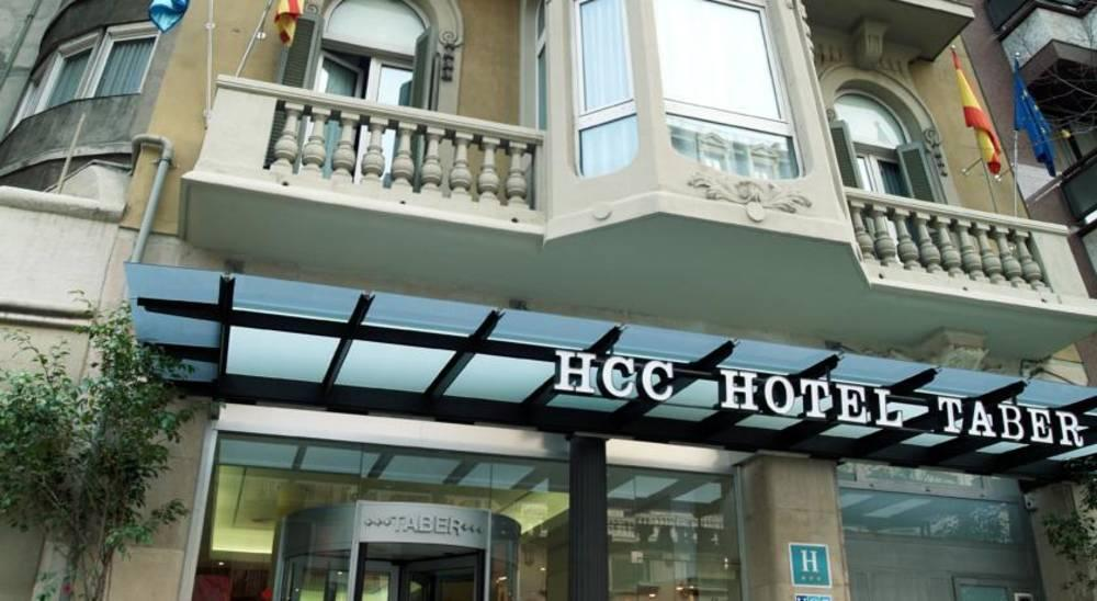 Holidays at HCC Taber Hotel in Eixample, Barcelona