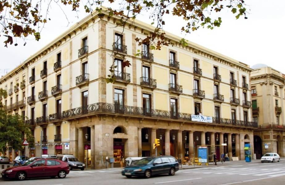 Holidays at Del Mar Hotel in Gothic Quarter, Barcelona
