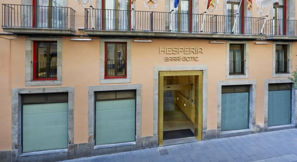 Holidays at Hesperia Barri Gotic in Gothic Quarter, Barcelona