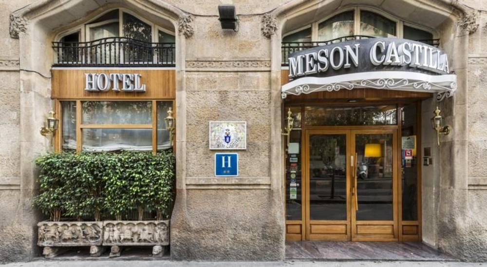 Holidays at Meson Castilla Atiram Hotel in Gothic Quarter, Barcelona