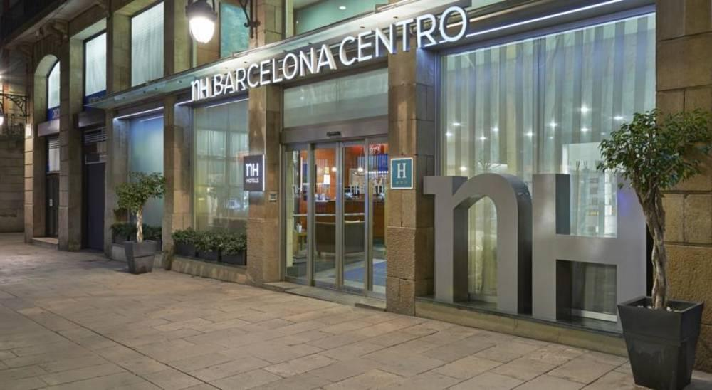 Holidays at Nh Barcelona Centro in Gothic Quarter, Barcelona