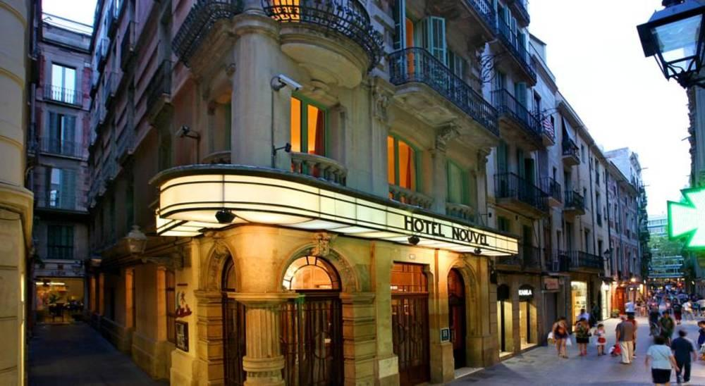 Holidays at Nouvel Hotel in Gothic Quarter, Barcelona