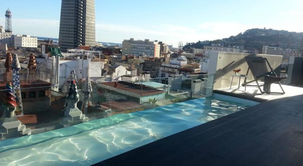 Holidays at Gaudi Hotel in Las Ramblas, Barcelona