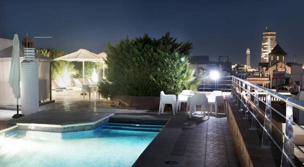 Holidays at Silken Ramblas Hotel in Las Ramblas, Barcelona
