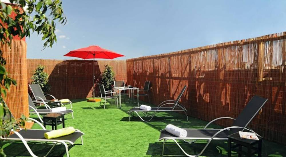 Holidays at Sercotel Abbot Hotel in Sants Montjuic, Barcelona