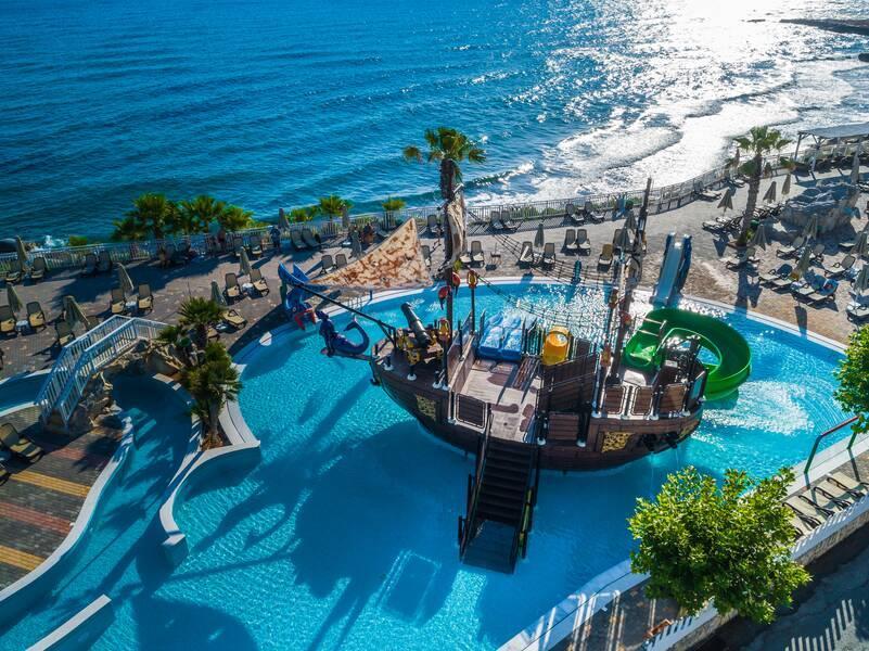 Holidays at Star Beach Village Hotel & Waterpark in Hersonissos, Crete