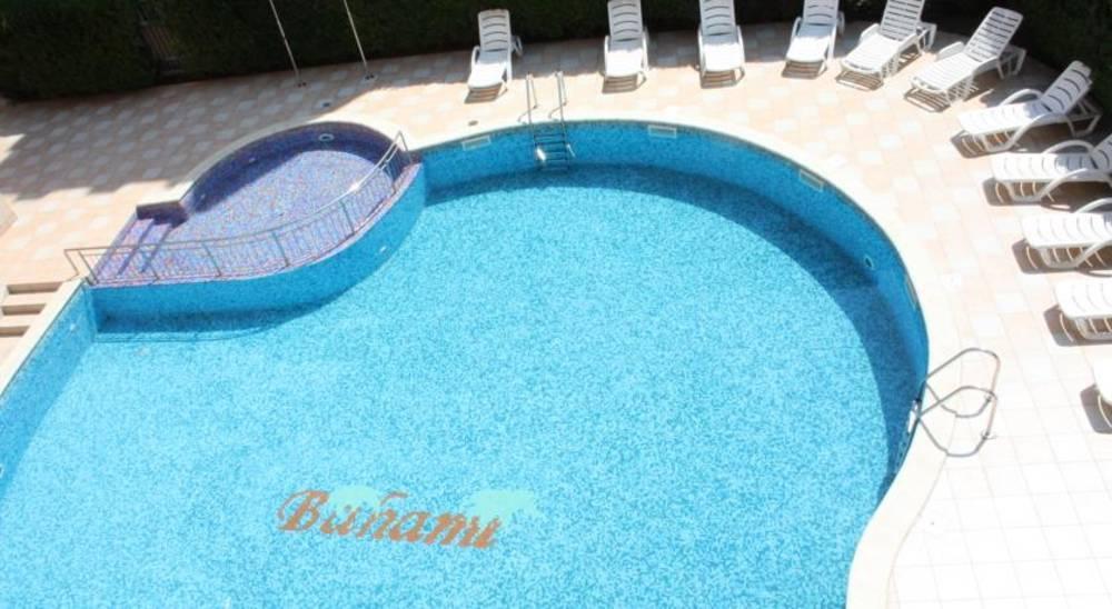 Holidays at Bahami Hotel in Sunny Beach, Bulgaria
