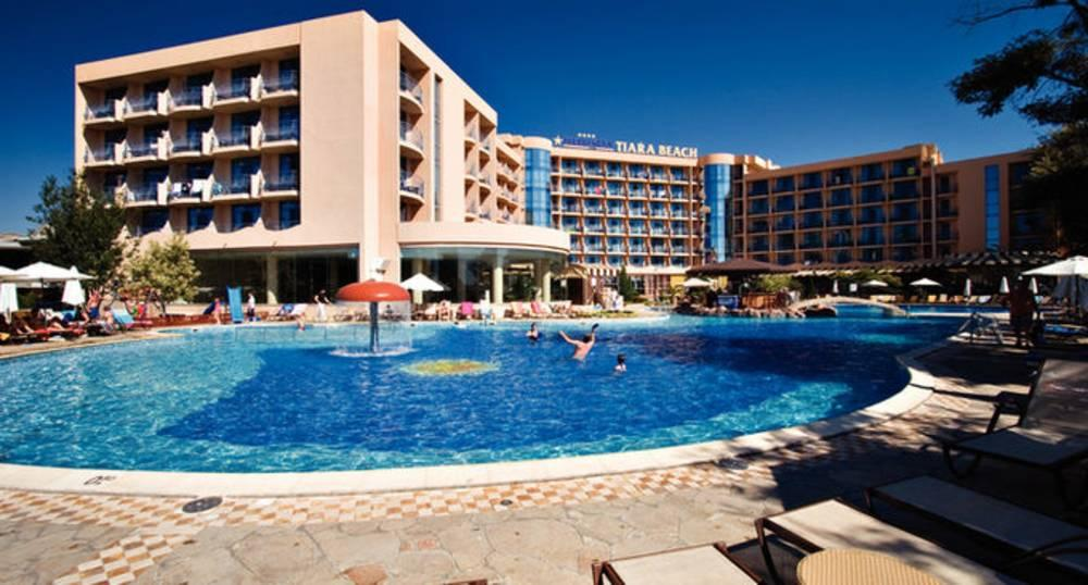 Holidays at Tiara Beach Hotel in Sunny Beach, Bulgaria