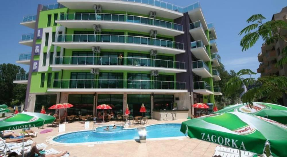 Holidays at L & B Hotel in Sunny Beach, Bulgaria