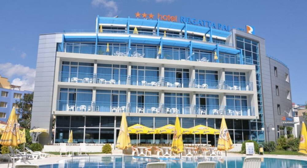 Holidays at Regatta Palace Hotel in Sunny Beach, Bulgaria