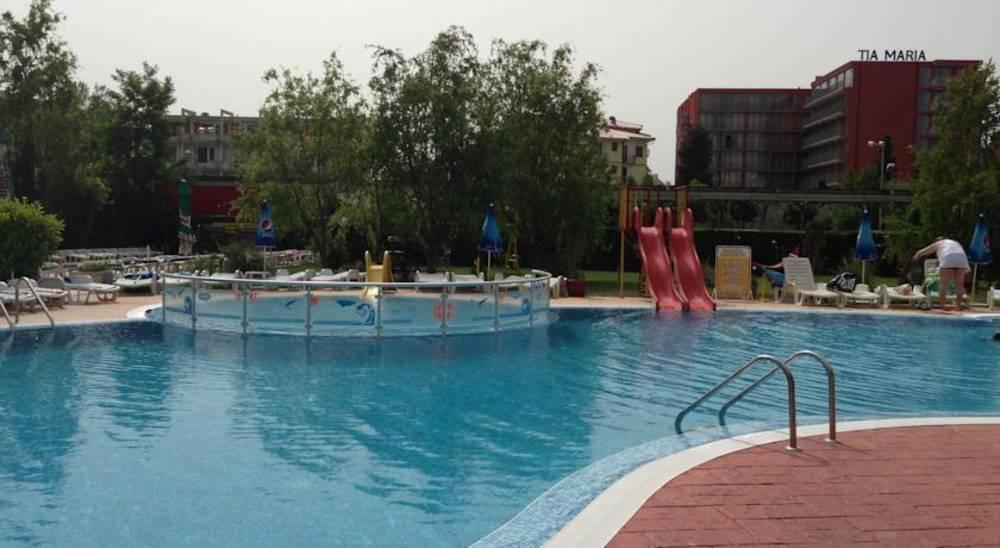 Holidays at Trakia Garden Hotel in Sunny Beach, Bulgaria