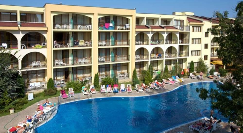 Holidays at Yavor Palace Hotel in Sunny Beach, Bulgaria