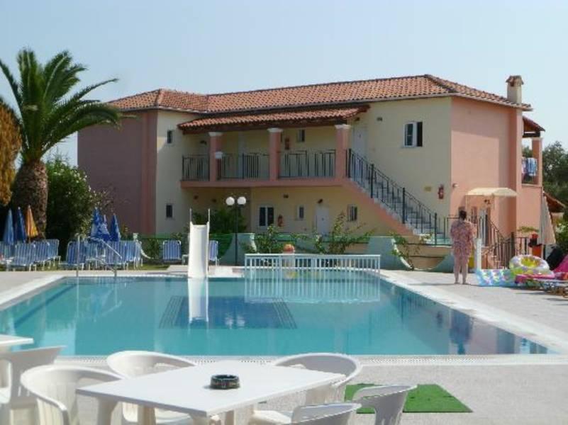 Holidays at Roda Oasis Hotel in Roda, Corfu