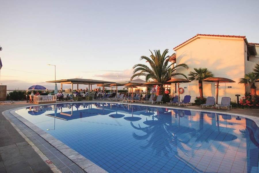 Holidays at Roda Garden Village in Roda, Corfu
