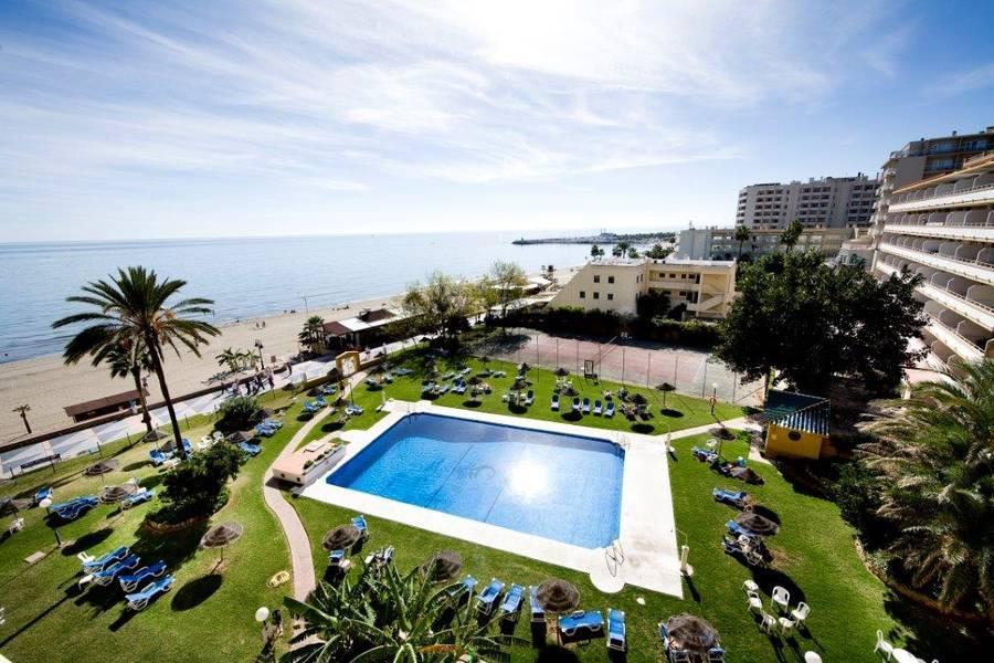Holidays at La Barracuda Hotel in Torremolinos, Costa del Sol
