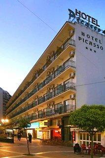Holidays at Picasso Hotel in Torremolinos, Costa del Sol