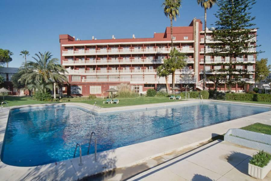 Holidays at Los Alamos Hotel in Torremolinos, Costa del Sol