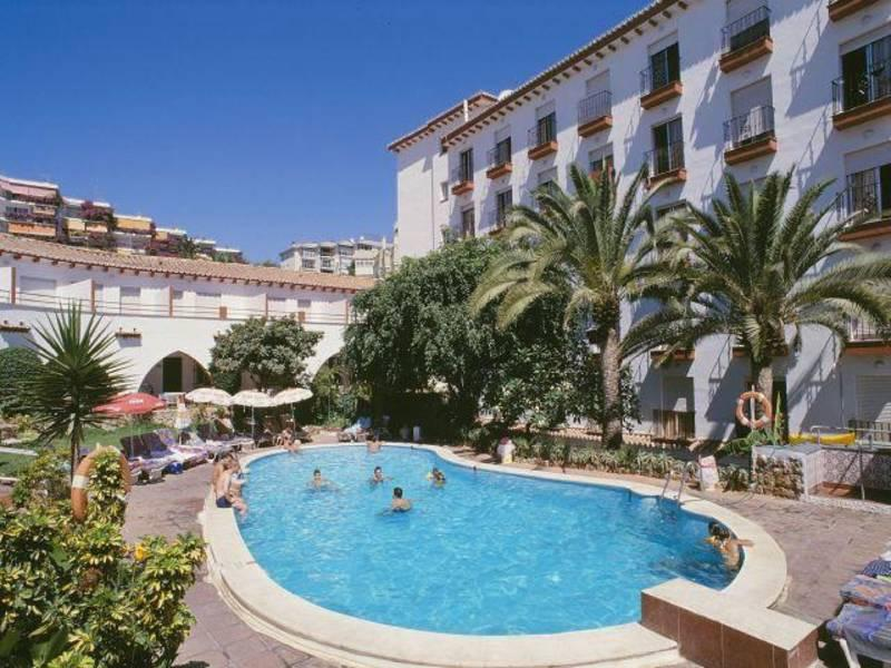 Holidays at Lloyd Hotel in Torremolinos, Costa del Sol