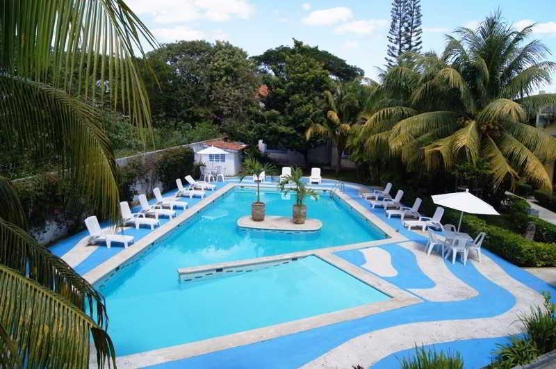 Holidays at Villas Caribe Hotel in Cozumel, Mexico