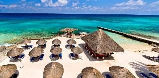 Holidays at Playa Azul Golf and Beach Hotel in Cozumel, Mexico