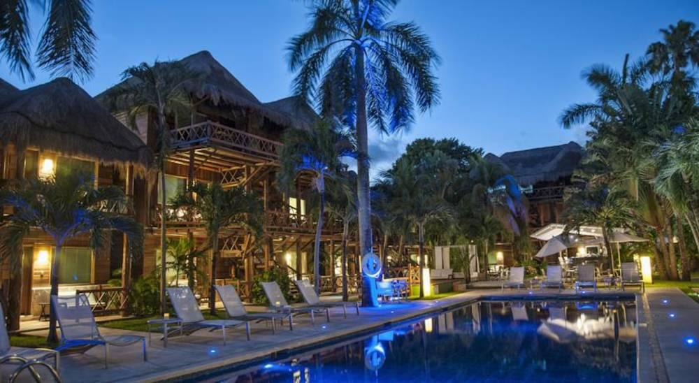 Holidays at Magic Blue Boutique and Lounge Hotel in Playa Del Carmen, Riviera Maya