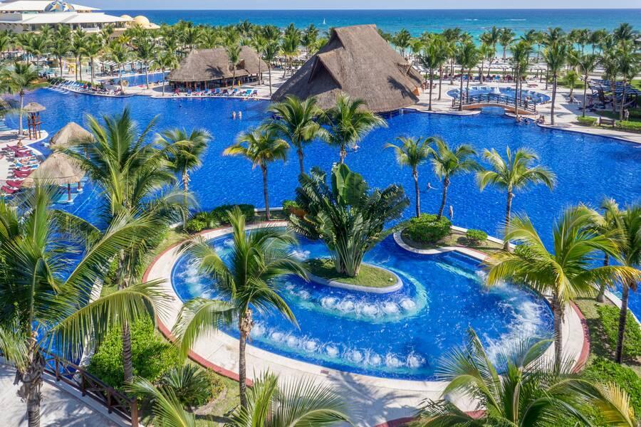 Barcelo Maya Palace Hotel Riviera Maya Mexico Book