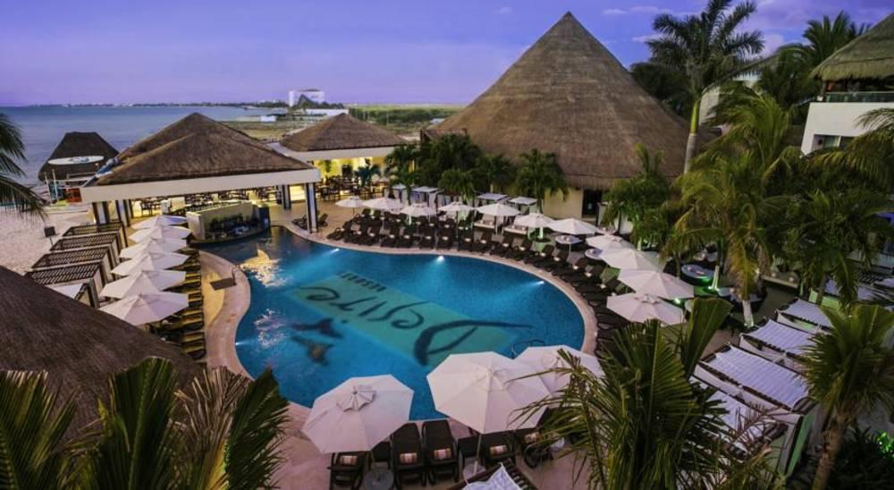 Holidays at Desire Resort and Spa Hotel in Puerto Morelos, Riviera Maya