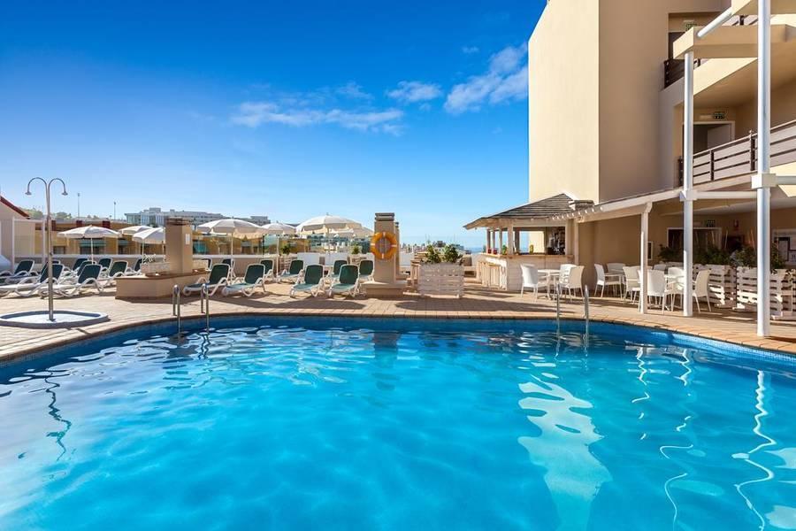 Holidays at Los Dragos del Sur Aparthotel in Playa de la Arena, Tenerife