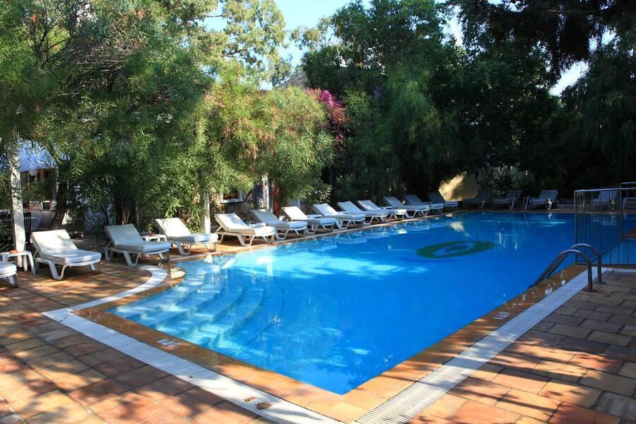 Holidays at Okaliptus Hotel in Bitez, Bodrum Region