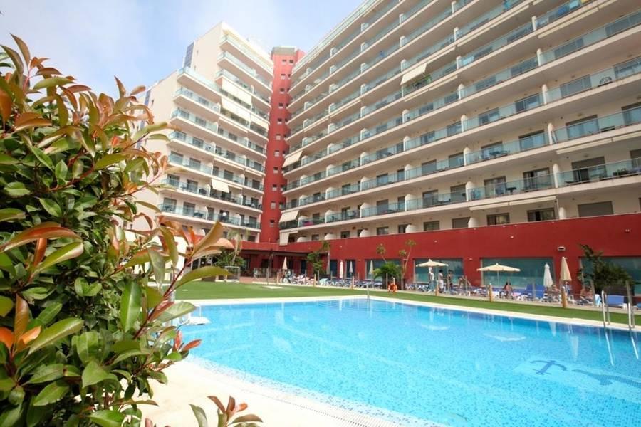 Holidays at Pierre & Vacances Benalmadena Principe Hotel in Benalmadena, Costa del Sol