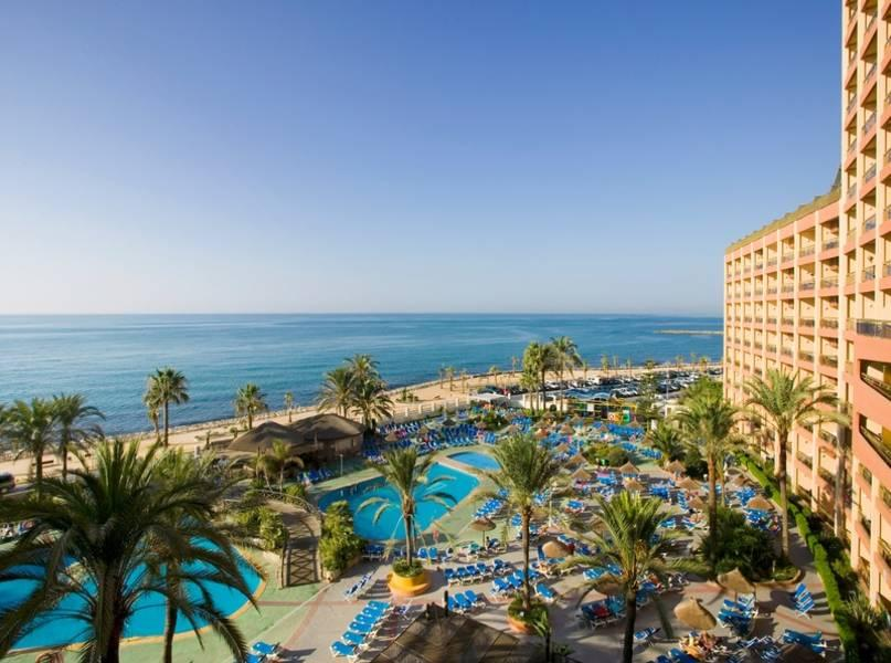Holidays at Sunset Beach Club Hotel in Benalmadena, Costa del Sol