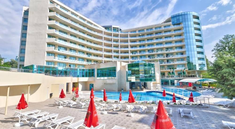 Holidays at Marina Grand Beach Hotel in Golden Sands, Bulgaria