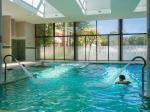 Indoor Pool at Illot Park Hotel