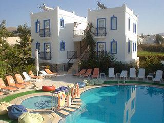 Holidays at Almina Apartments in Gumbet, Bodrum Region