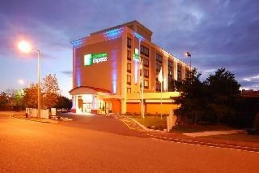 Holidays at Holiday Inn Express Boston Hotel in Boston, Massachusetts