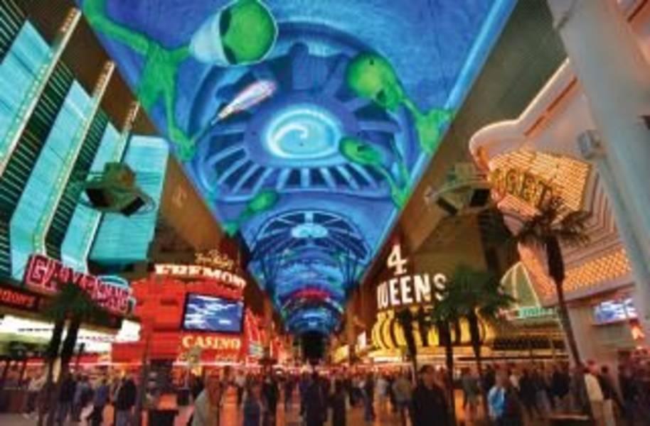 Holidays at Four Queens Hotel & Casino in Las Vegas, Nevada