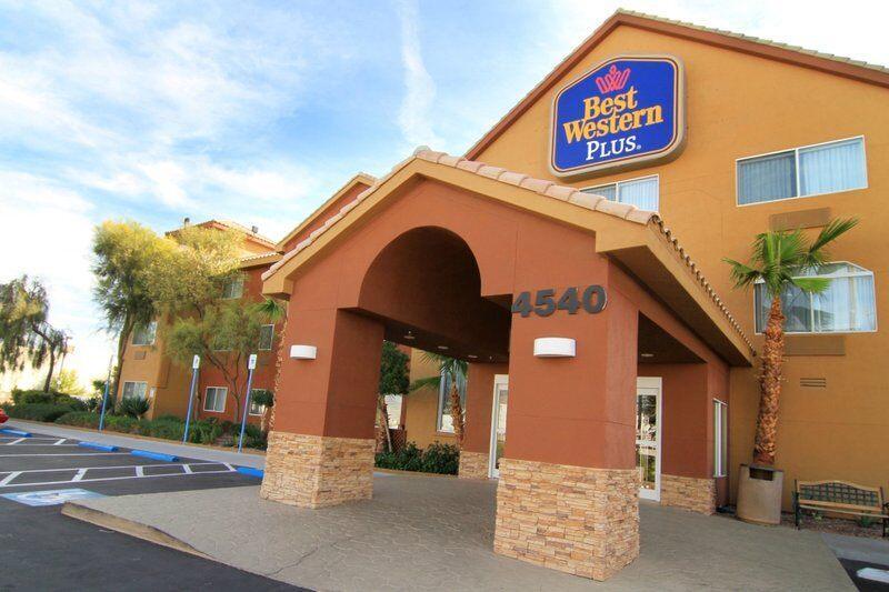 Holidays at Best Western Plus North Las Vegas Inn & Suites in Las Vegas, Nevada