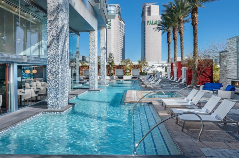 Holidays at Palms Place Hotel and Spa in Las Vegas, Nevada