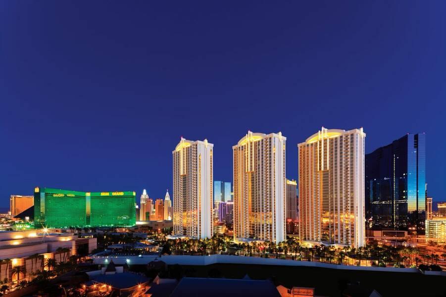 Holidays at Signature At MGM Grand Hotel in Las Vegas, Nevada