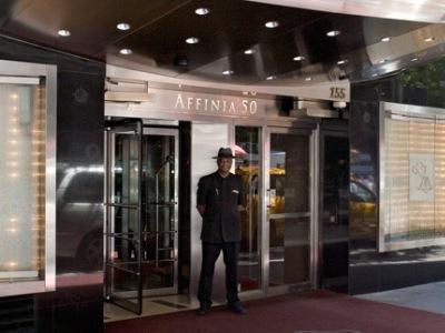 Holidays at Fifty NYC An Affinia Hotel in New York, New York
