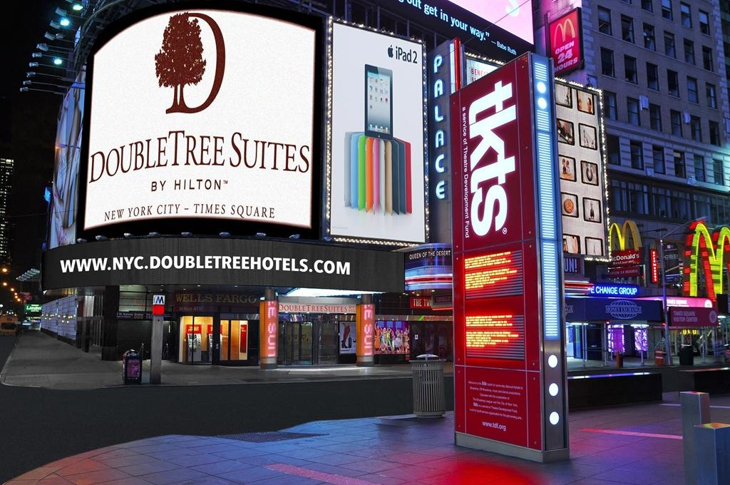 Holidays at Doubletree Suites by Hilton - Times Square in New York, New York