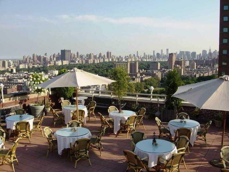Hudson hotel new york new york usa book hudson hotel for Top of the terrace restaurant