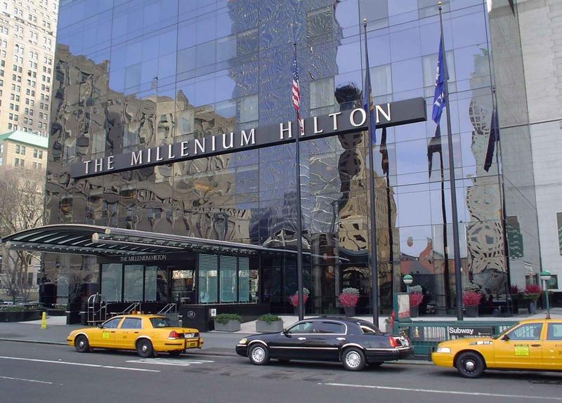 Holidays at Millennium Hilton Hotel in New York, New York