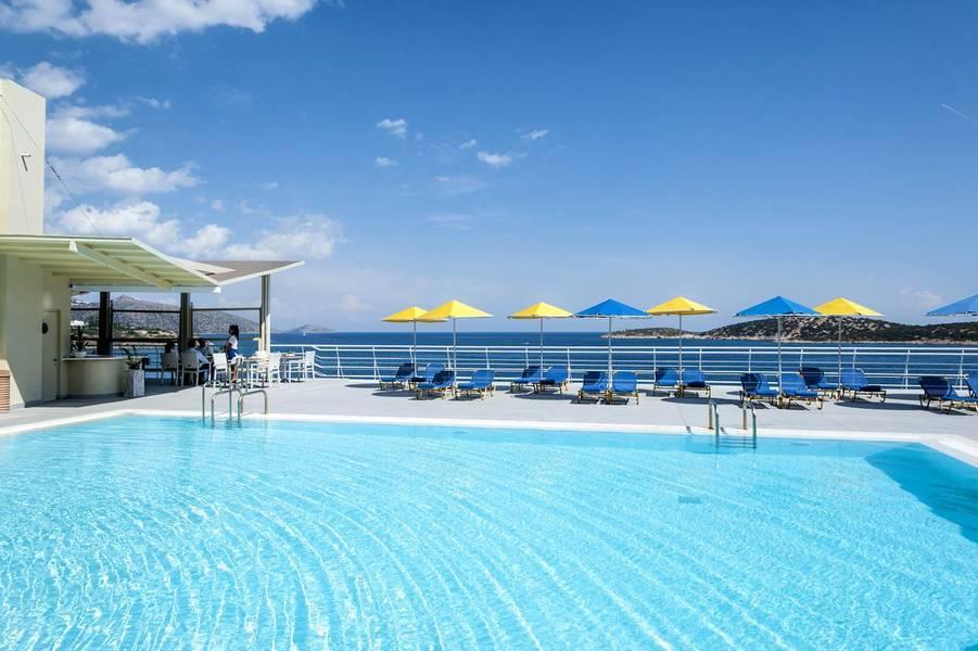 Holidays at Coral Hotel - Adults Only in Aghios Nikolaos, Crete