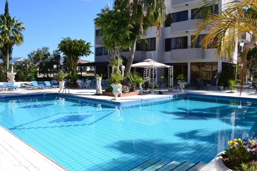 Holidays at Tasiana Complex in Limassol, Cyprus